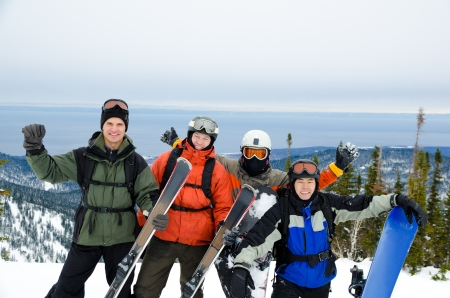 What Skiers and Snowboarders Can Teach Us, by Dr. Dan Peters
